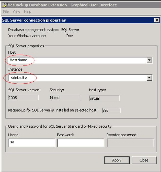 SQL Database Restore using NetBackup » SQLGeeksPro